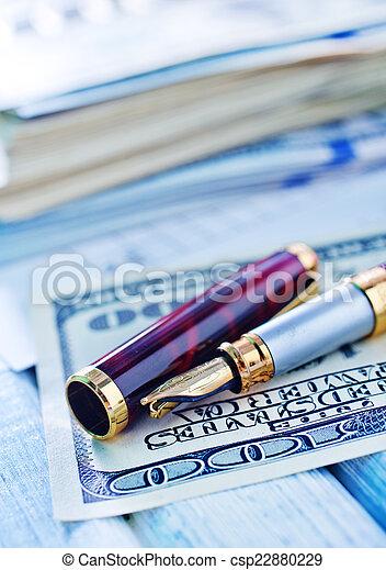 money - csp22880229