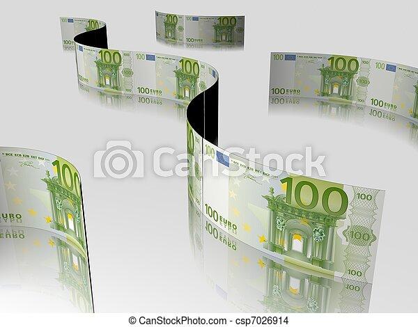money - csp7026914
