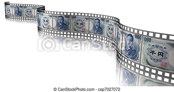 money - csp7027072