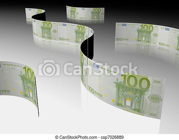 money - csp7026889