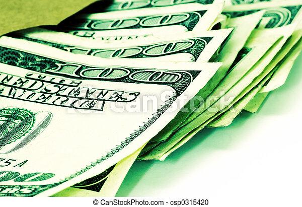 Money - csp0315420