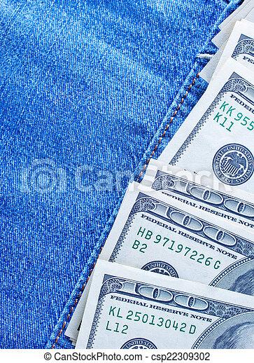 money - csp22309302