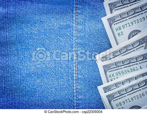 money - csp22309304