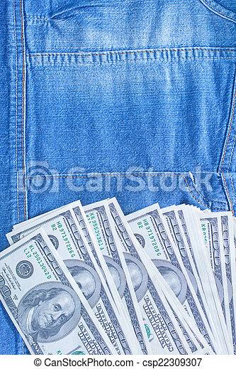 money - csp22309307