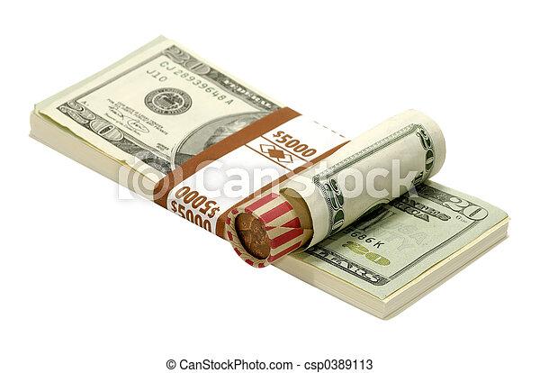 Money - csp0389113