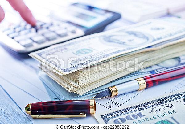 money - csp22880232