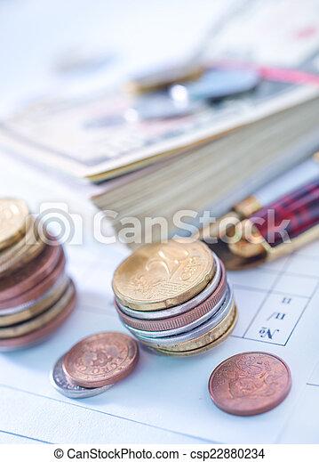 money - csp22880234