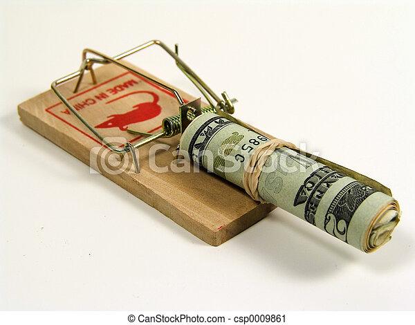 Money Trap - csp0009861