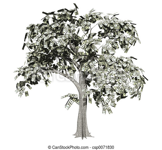 money tree 2 - csp0071830
