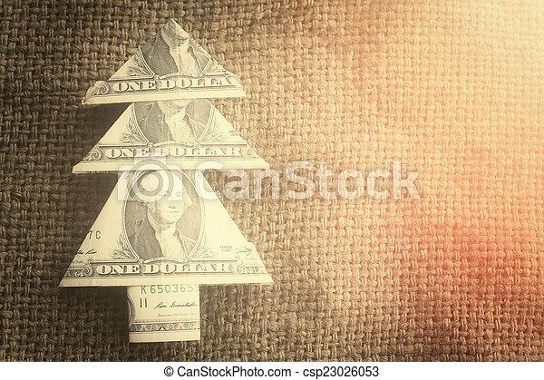 Money tree - csp23026053