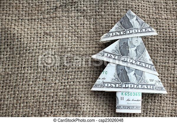 Money tree - csp23026048