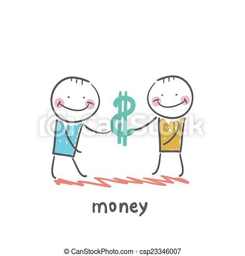 money - csp23346007