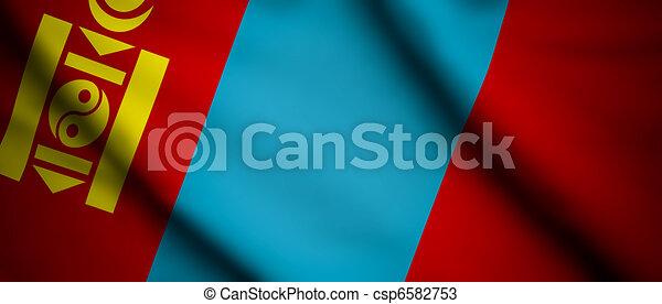 Mongolia - csp6582753