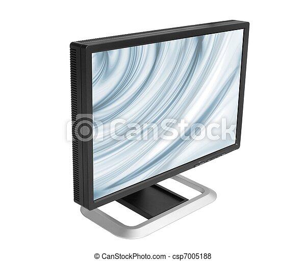 moniteur ordinateur - csp7005188