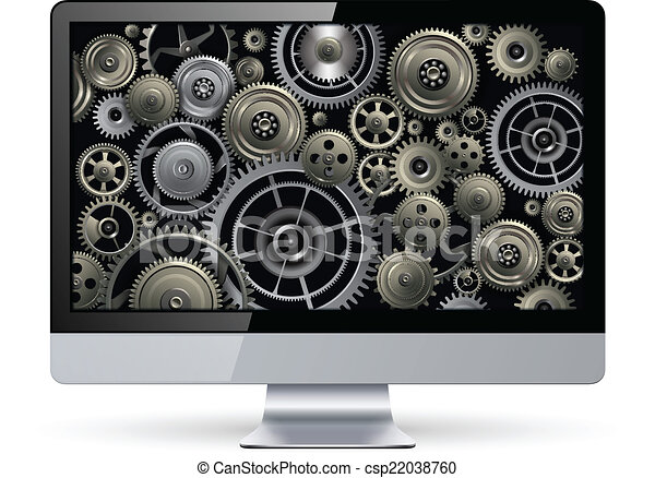 Monitor  - csp22038760