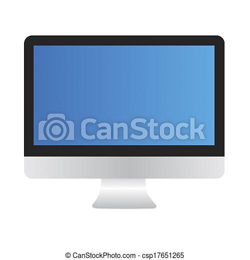monitor computer - csp17651265