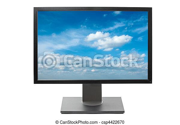 Control de computadora aislado - csp4422670
