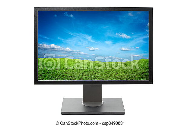Control de computadora aislado - csp3490831