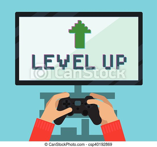 monitor screen with video game hands holding video game video game controller clip art free Video Game Characters Clip Art