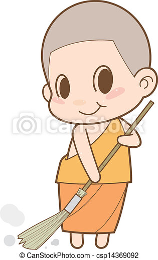 Monk - csp14369092