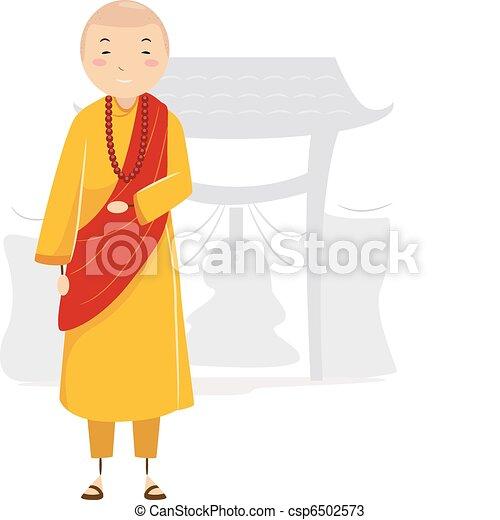 Monk - csp6502573