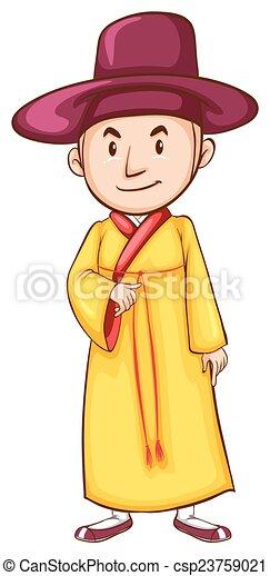 Monk - csp23759021
