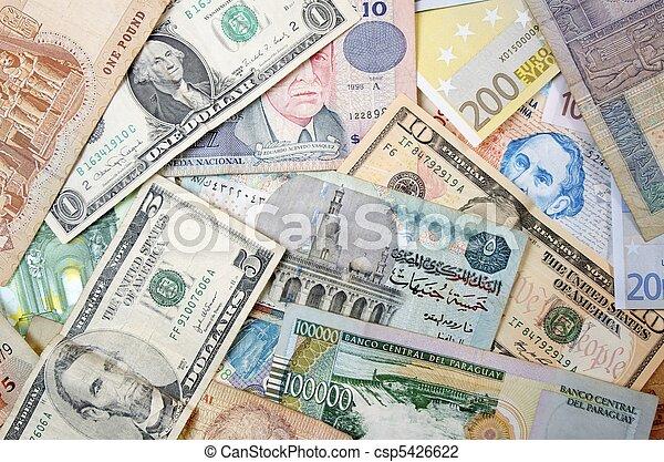 monnaie - csp5426622