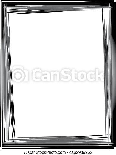 Monochrome Cadre