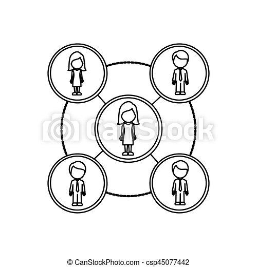 Word Schematic Symbols