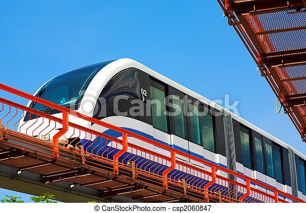 Fast Train Russia