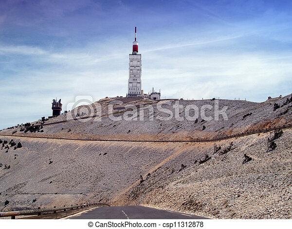 Mont Ventoux, Provence, France - csp11312878