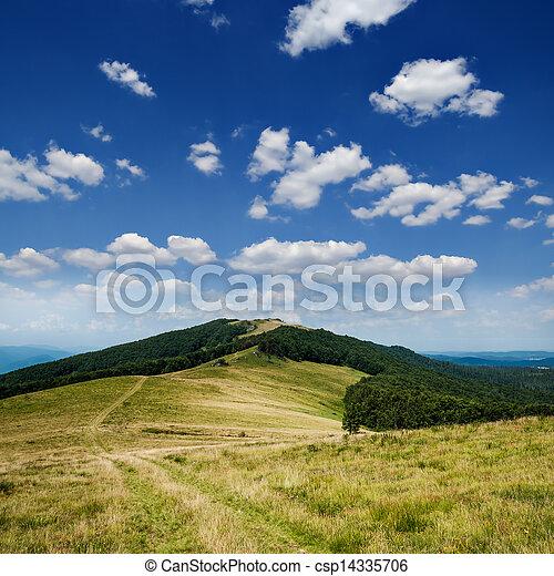 Montaña - csp14335706