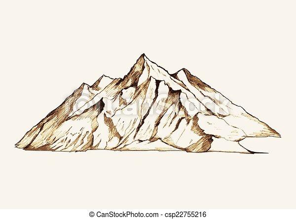 Montaña - csp22755216