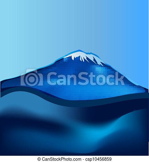 Montaña - csp10456859