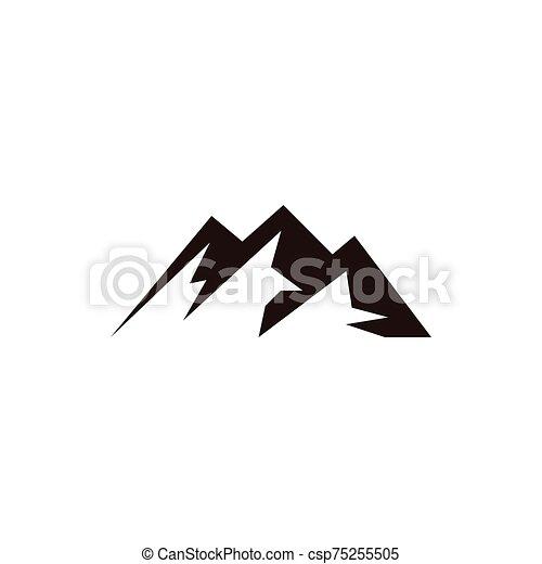 montaña - csp75255505