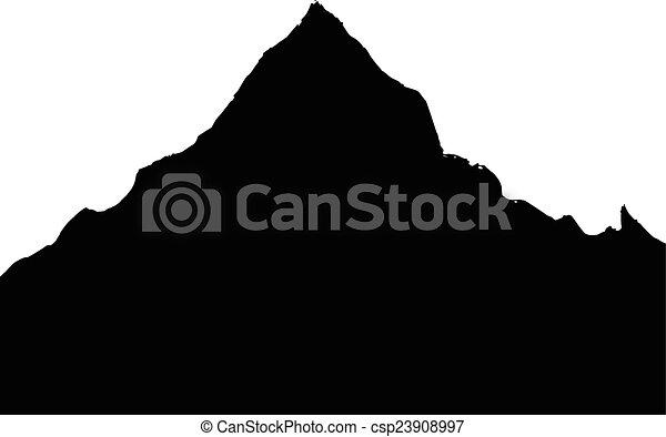 Montaña - csp23908997