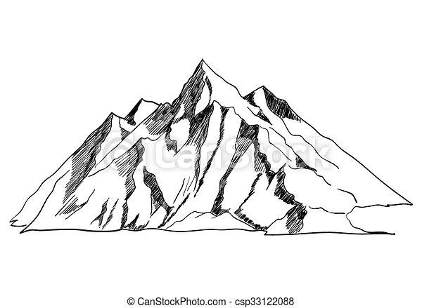Montaña - csp33122088