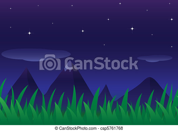 Montaña - csp5761768