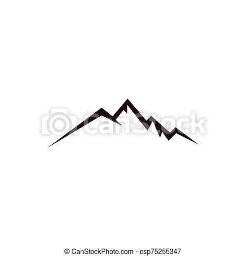 montaña - csp75255347