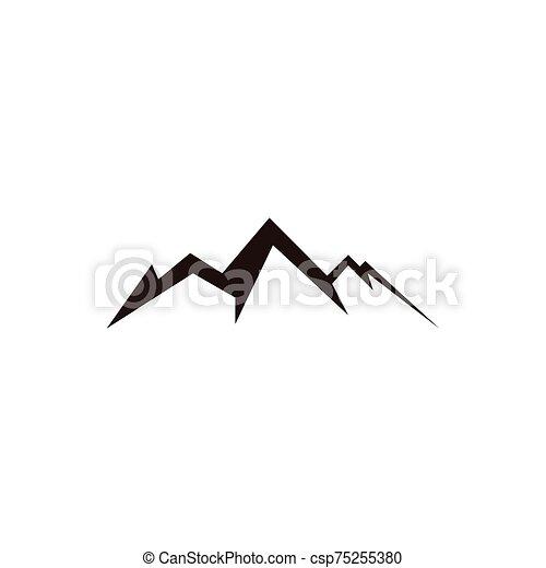 montaña - csp75255380