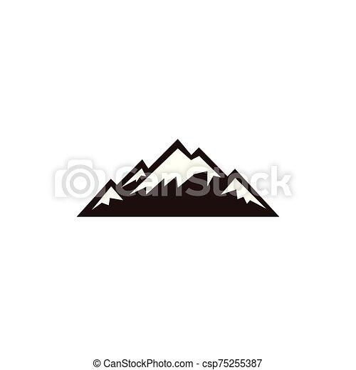 montaña - csp75255387