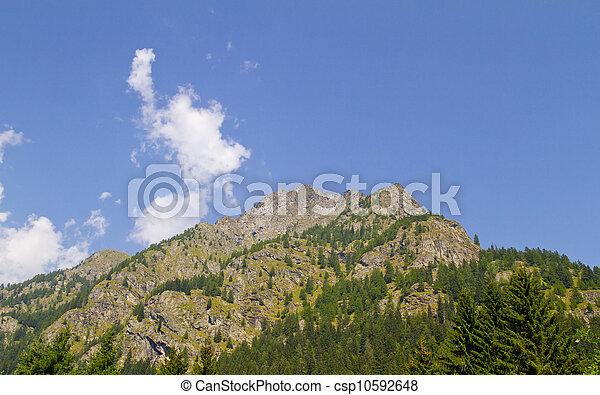Montaña - csp10592648