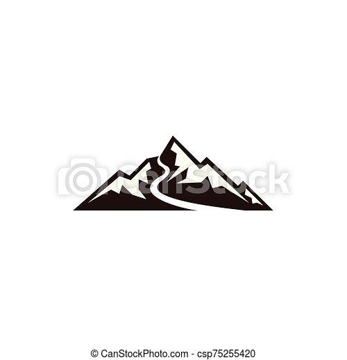 montaña - csp75255420