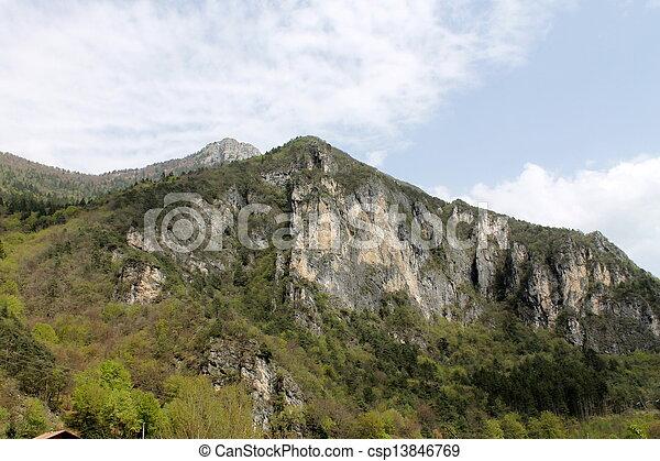 Montaña - csp13846769