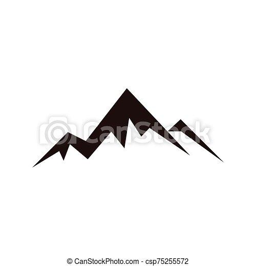 montaña - csp75255572