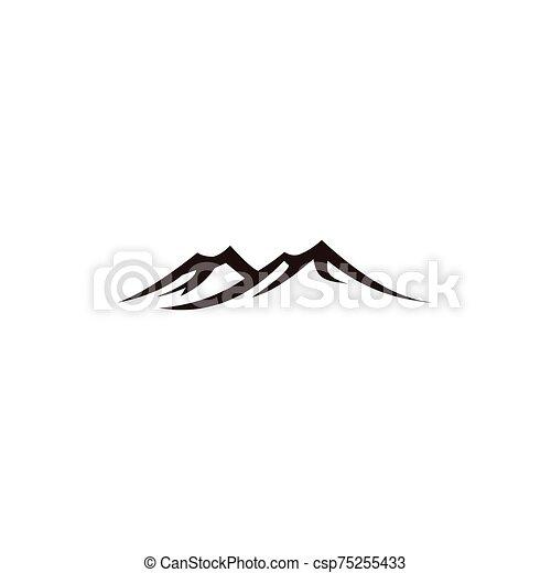 montaña - csp75255433