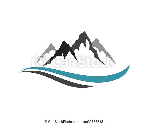 Montañas - csp32885813