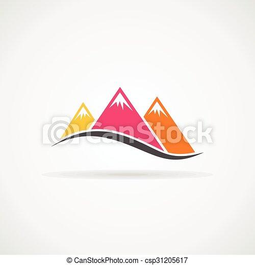 montagna - csp31205617
