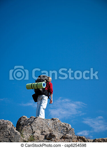 montagne - csp6254598