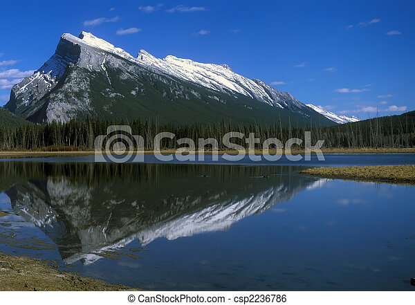 montagne, roccioso - csp2236786